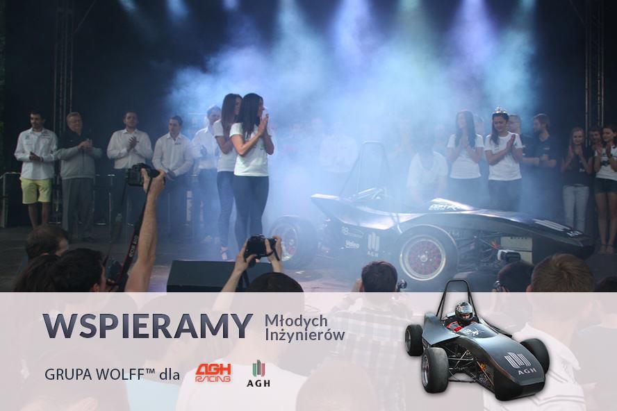 Wspieramy Młodych Inżynierów - Grupa Wolff