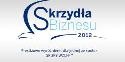 Skrzydla Biznesu dla Grupy Wolff