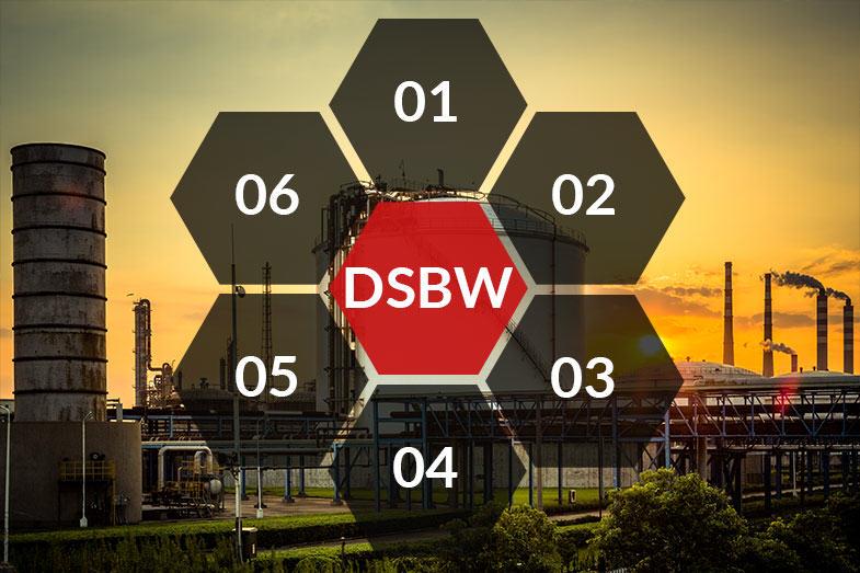 DSBW 6 - działań