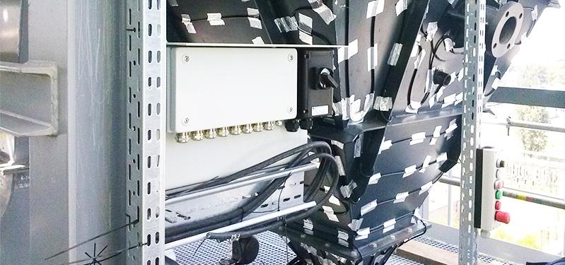 Instalacja odpylania w wykonaniu ATEX