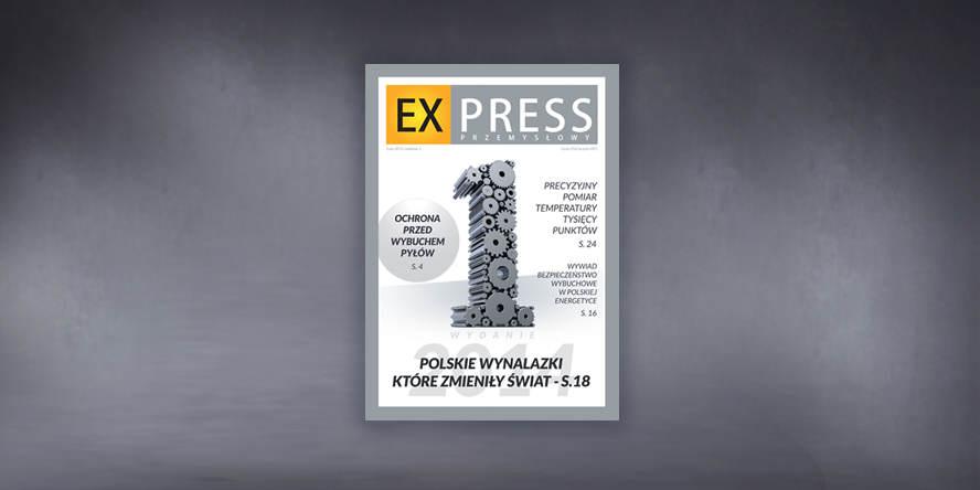 EXPRESS PRZEMYSŁOWY – magazyn dla ludzi przemysłu