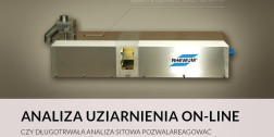 ANALIZA UZIARNIENIA ON-LINE