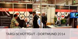 TARGI SCHÜTTGUT - Dortmund 2014