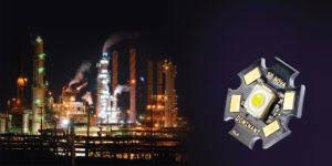 Nowoczesne oświetlenie przyszłości dostępne dla przemysłu
