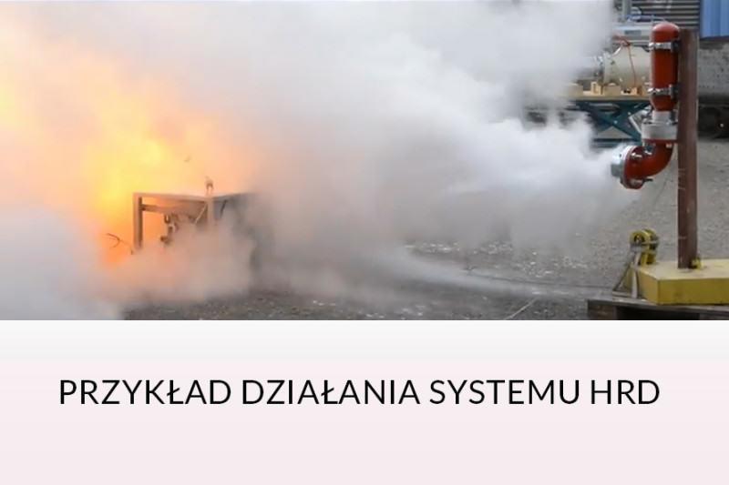 Przykład działania Systemu HRD