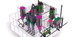 Inwentaryzacja instalacji procesowych