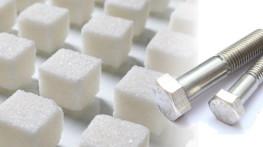 Detektor metali dla cukru