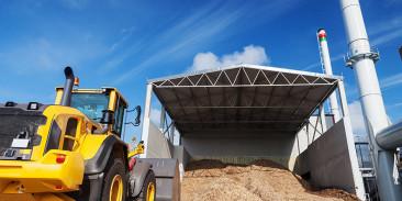 Modernizacja instalacji podawania biomasy