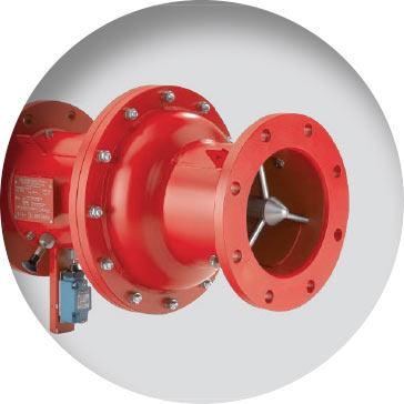 Zawór typu VENTEX (Ventex valve)