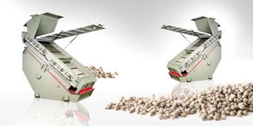Dostawa dwóch wysokowydajnych przesiewaczy typu WA na linii granulacji nawozów