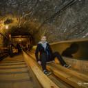 Chyba najdłuższa zjeżdżalnia w Polsce - 150 m długości, 36 m wysokości