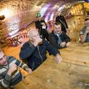 Kolejny konkurs w najstarszej kopalni w Polsce - tym razem sztafeta piwna