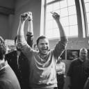 Radość zwycięzców