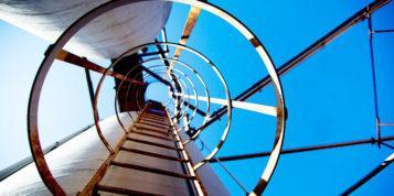 Projekt modernizacji elewatora kubełkowego i zbiorników zrębek