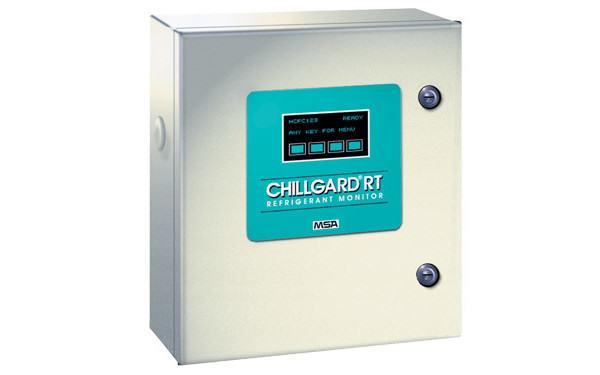 Detekcja wycieku gazów chłodniczych