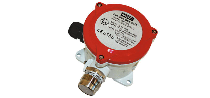 Detektor gazu Seria 47K
