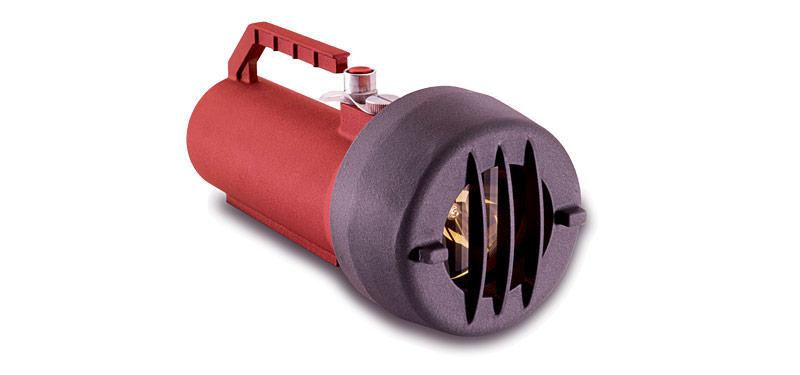 Akumulatorowa lampa testowa TL105 dla czujek płomienia FL4000H, FL3100H oraz FL3110