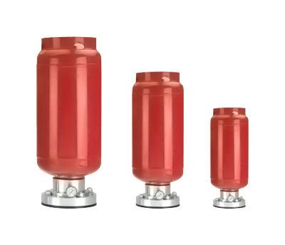 Butle systemu tłumienia wybuchu - HRD
