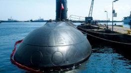 Oprawy oświetleniowe i system detekcji wodoru dla okrętu podwodnego