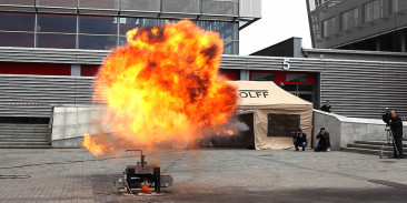 GRUPA WOLFF na CHEM-SAFETY-EXPO