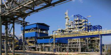 Wymiana wyeksploatowanych przerywaczy płomienia na instalacji hydroksyloaminy