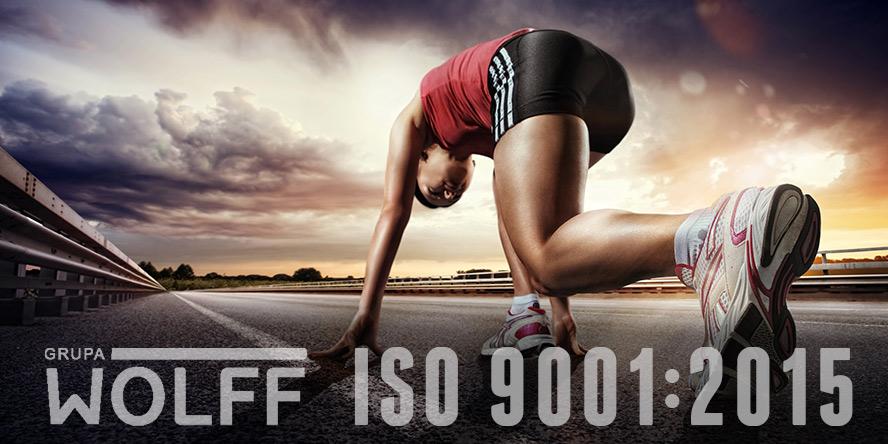 Proces certyfikacji ISO 9001:2015 w GRUPIE