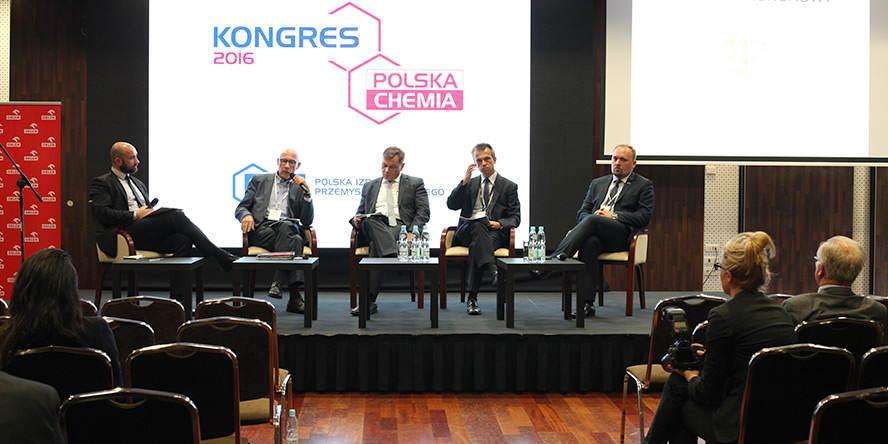 Kongres Polska Chemia 2016. Fot. GRUPA WOLFF