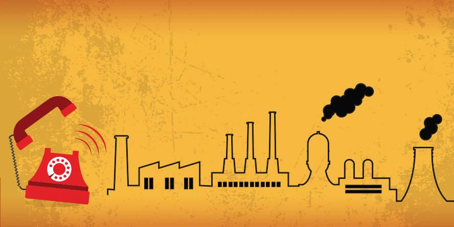 Działania serwisowe po aktywacji systemu tłumienia i odsprzęgania wybuchu w jednej z największych spółek energetycznych w Polsce