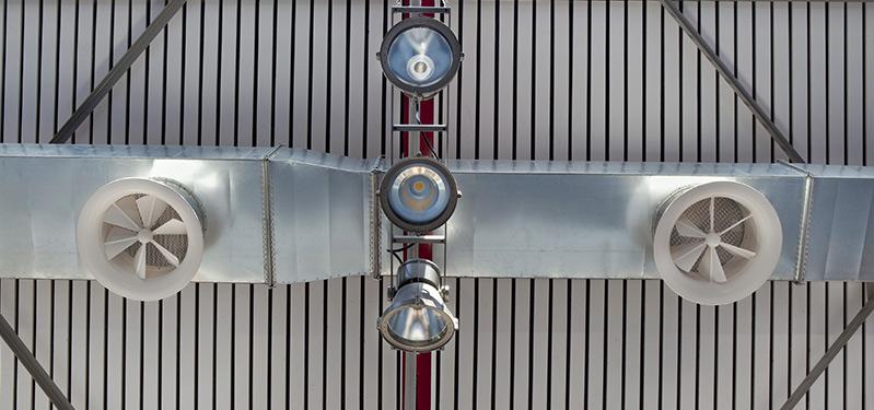 Projekt instalacji wentylacji