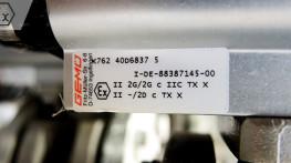 Znakowanie urządzeń przeznaczonych do pracy w strefach zagrożonych wybuchem