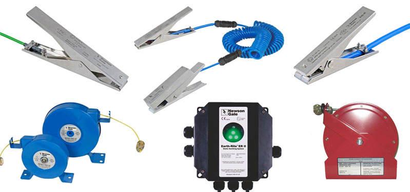 Uziemienia elektrostatyczne