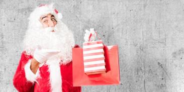 Mikołaj zostawił nam prezent dla Ciebie!