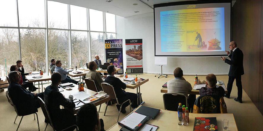 Szkolenie otwarte ATEX Kraków 2017