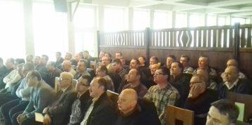 60 osób wzięło udział w szkoleniu ATEX realizowanym wspólnie ze Stowarzyszeniem Elektryków Polskich w Tarnobrzegu