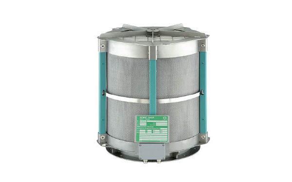 Bezpłomieniowe odciążające Q-ROHR-3