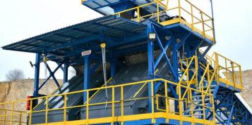Jedna z największych dostaw dla przemysłu wapienniczego - przesiewacz o wydajności 200 t/h