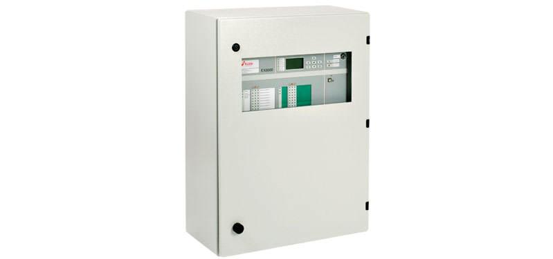 Wielostrefowa centrala sterująca EX 8000 / EX 5000