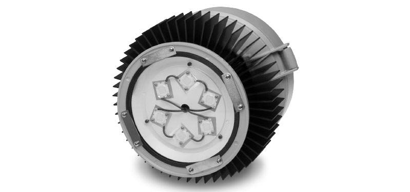 NVMV5L Naświetlacze led dla stref 2 oraz 22 EX ATEX