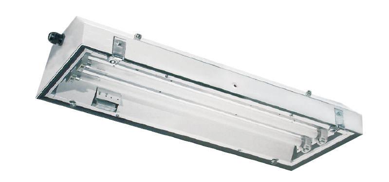 RLF 25018 - oprawy świetlówkowe do montażu uniwersalnego EX ATEX