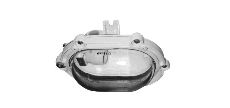 AB 80 Oprawy oświetleniowe do montażu natynkowego EX ATEX