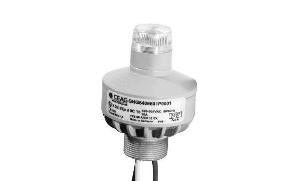 SG-Ex RFE - przekaźnik fotoelektryczny do opraw oświetleniowych EX ATEX