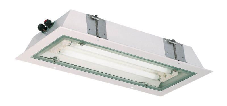 eLLB 20018/18 oprawa świetlówkowa Ex ATEX