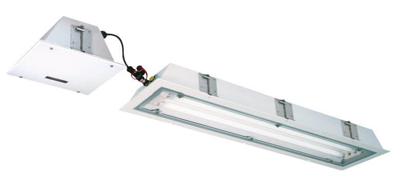 eLLB 20036/36 NIB - Oprawy oświetlenia awaryjnego do montażu w sufitach podwieszanych
