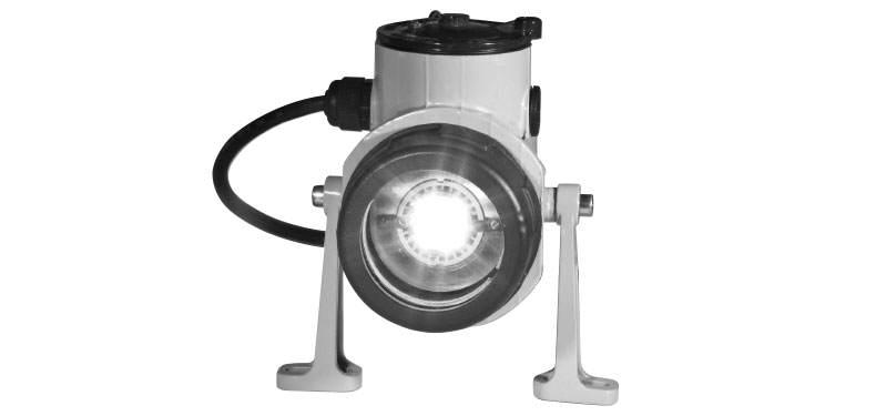 KFL 7 LED - oprawy oświetleniowe do zbiorników led EX ATEX