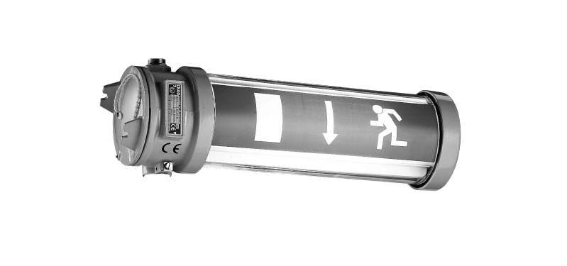 Ognioszczelne znaki ewakuacyjne ATEX EX