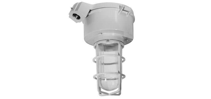 NVMV - oprawy oświetleniowe dla stref 2 oraz 21, 22 EX ATEX