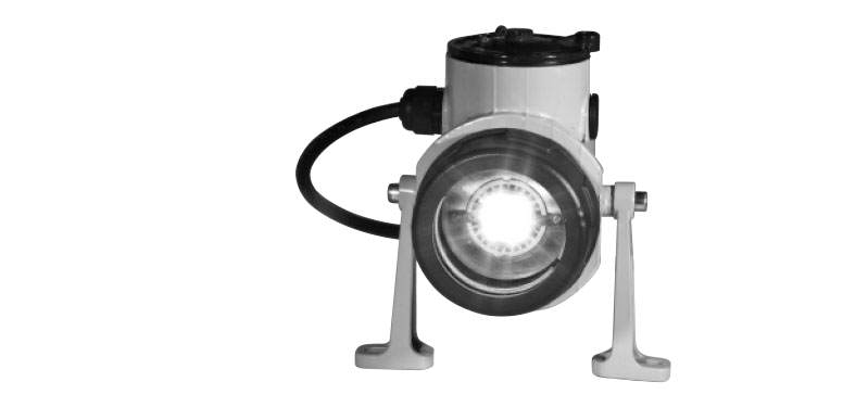 Oprawy oświetleniowe do zbiorników EX ATEX