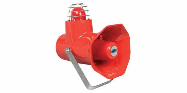 Sygnalizator optyczno-akustyczny CU1 Ex ATEX