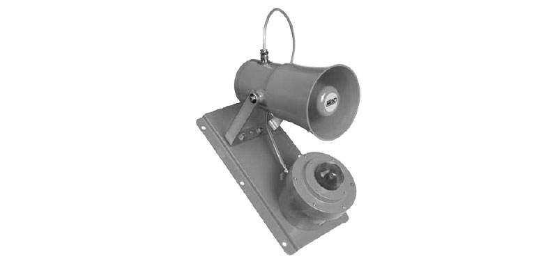 Sygnalizator optyczno-akustyczny DB3 XB11 Ex ATEX