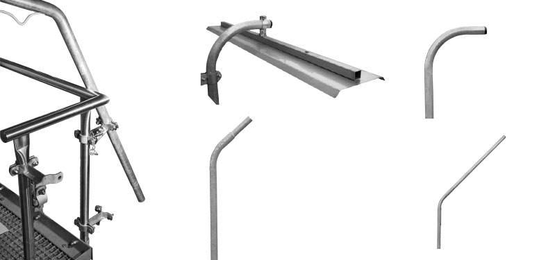 System montażu opraw oświetleniowych EX ATEX